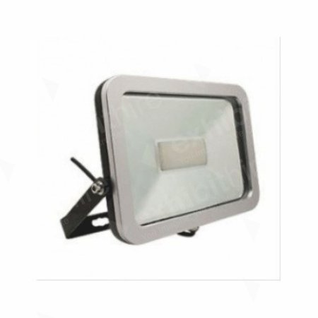 Ultra Thin LED Floodlight Black