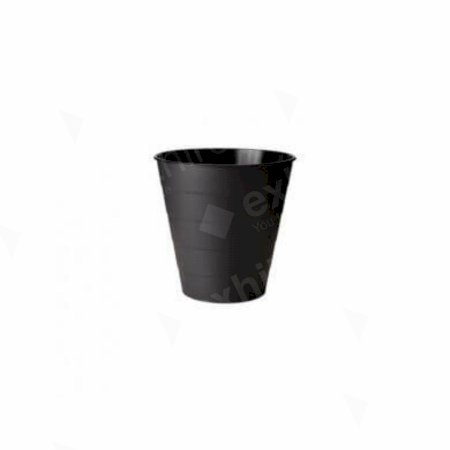 Waste Paper Basket - Black
