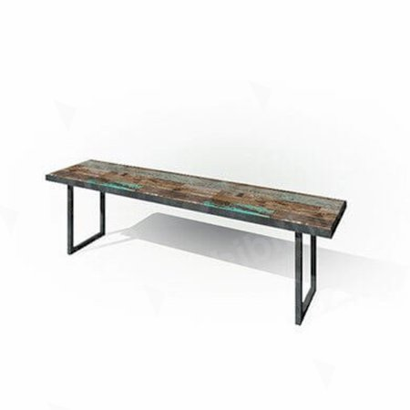 Zeitlos Bench 1800 Weathered
