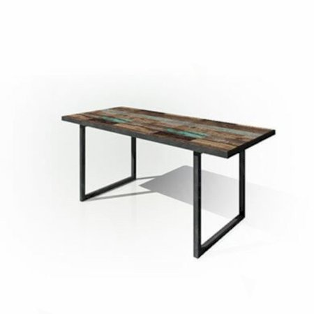 Zeitlos Table 1800 Weathered