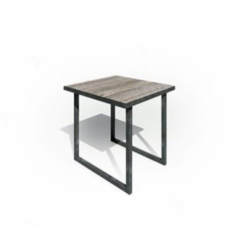 Zeitlos Table 800 White Washed