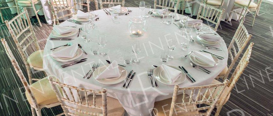 DIY Wedding Tables