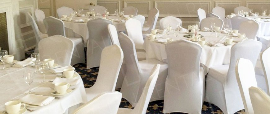 Chair Cover Hire For Weddings