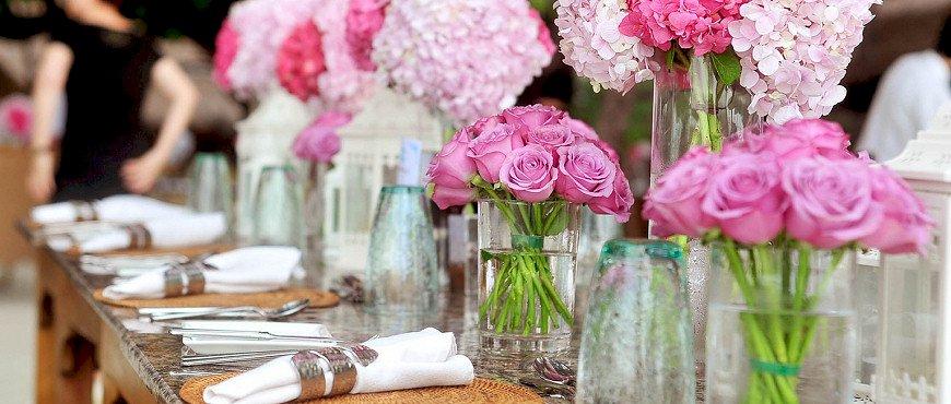 Spring Wedding Linen Ideas