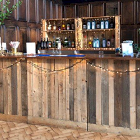 Rustic Bar Hire