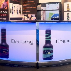 Branded Bar Hire - Example 2