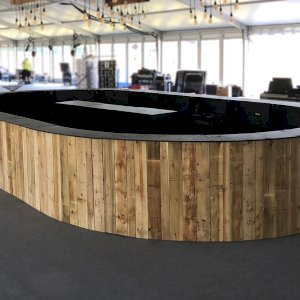 Circular Bar Hire - Example 1