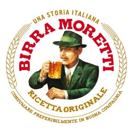 Birra Moretti - 50L Keg