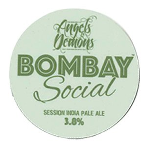 Bombay Social - Session India Pale Ale - 30L Keg
