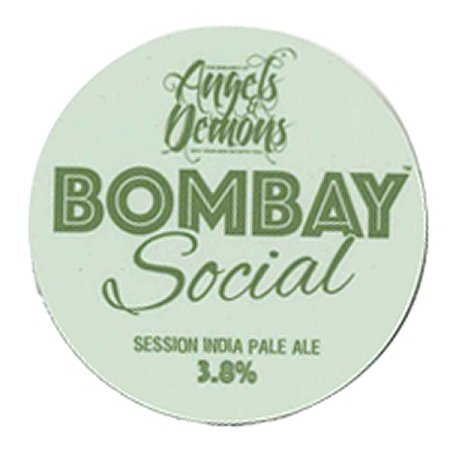 Bombay Social - Session India Pale Ale - 30L Keg