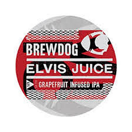 Brewdog Elvis Juice - 50L Keg