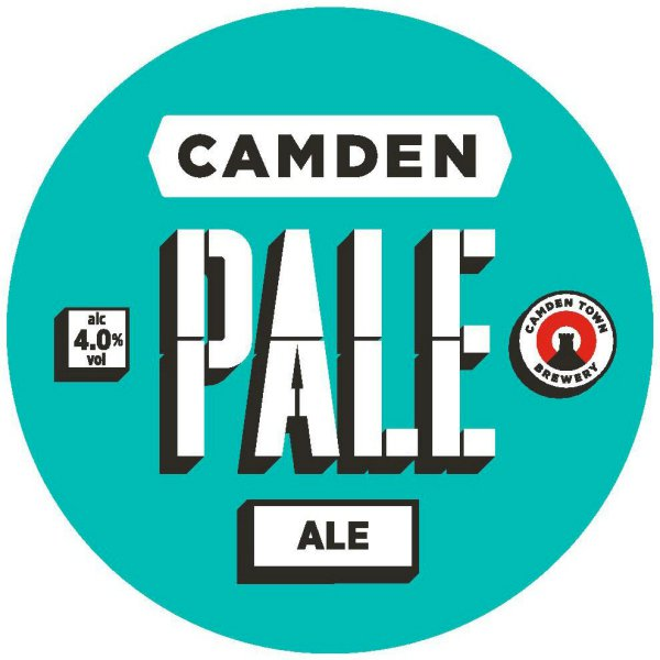 Camden Town Pale Ale - 30L Keg