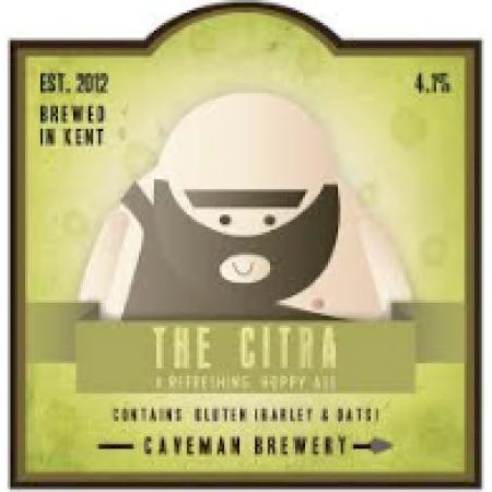 Caveman Citra - 41L Keg