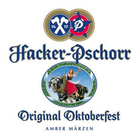 Hacker-Pschorr Oktoberfest - 30L Keg