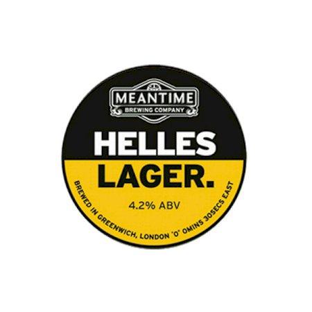 Meantime Helles Lager - 30L Keg