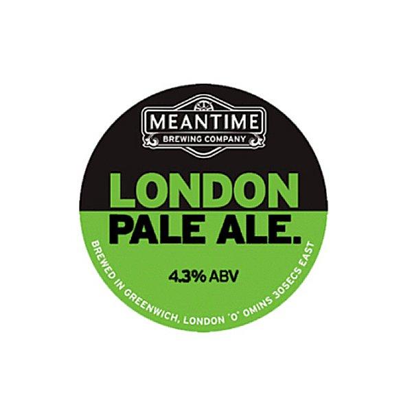Meantime London Pale Ale - 50L Keg
