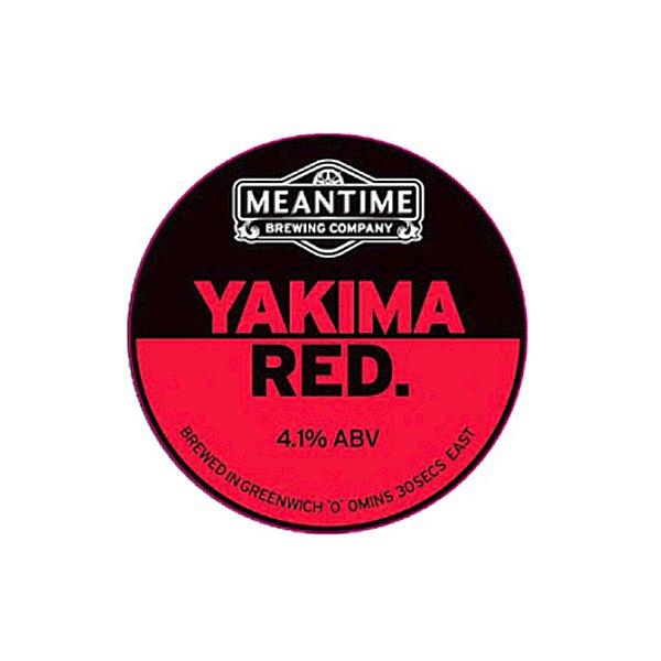 Meantime Yakima Red - 30L Keg