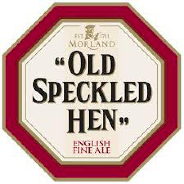 Old Speckled Hen - 41L Keg