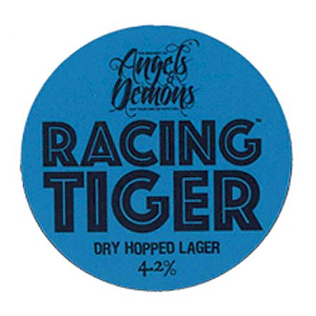 Racing Tiger - Dry Hopped Lager - 30L Keg