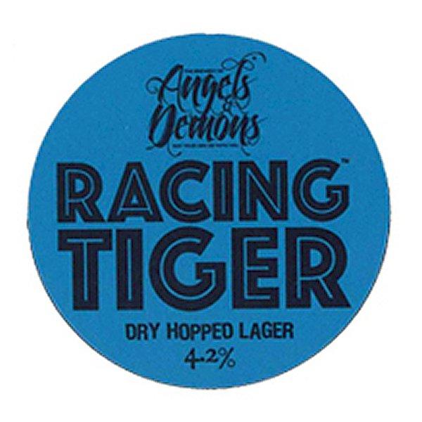 Racing Tiger - Dry Hopped Lager - 30L Keg