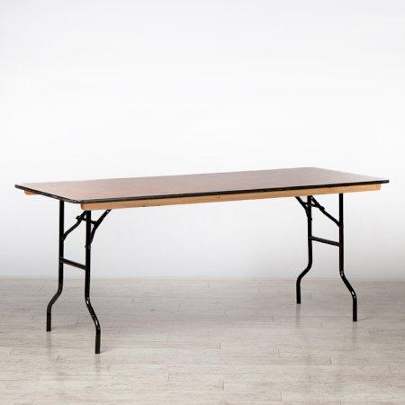 1830mm Rectangular Trestle Table