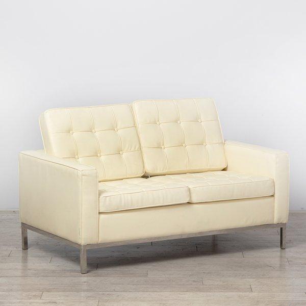 2 Seater Montague Sofa - Cream