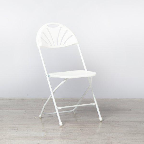 Braylon Folding Fan Back Chair