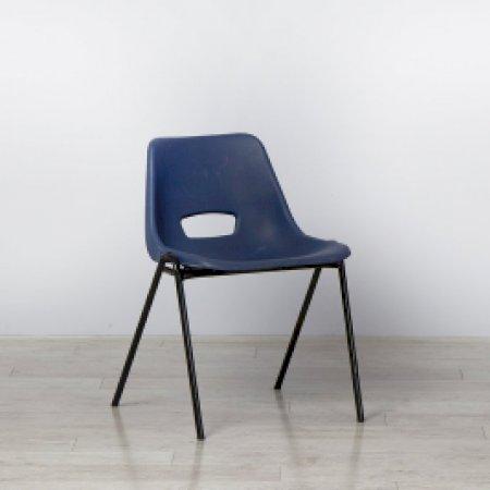 Clayton Blue Polyprop Chair