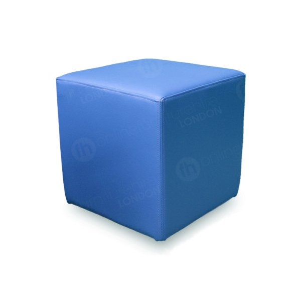 Cube Seating Blue
