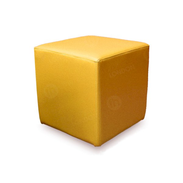 Cube Seating Yellow