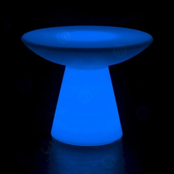 LED Colour-Changing Coffee Table