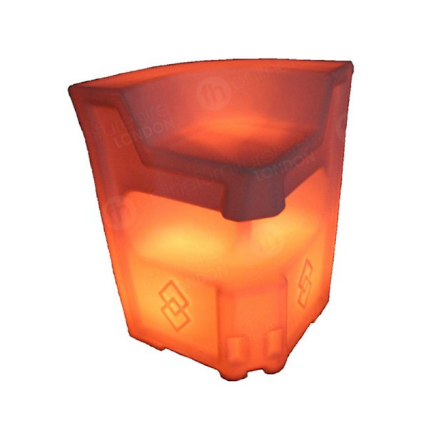LED Colour-Changing Bar Corner