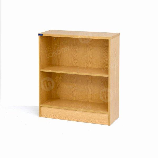 Wooden Bookcase 2 Tier