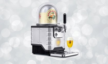 Blade Beer Machine