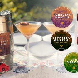 Cocktail Kegs