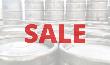 Party Keg Hire Sale