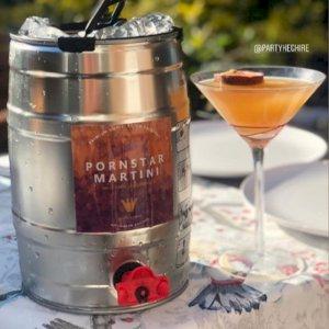 cocktail keg pornstar martini 1