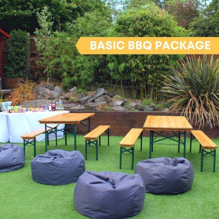 BBQ Package - Basic