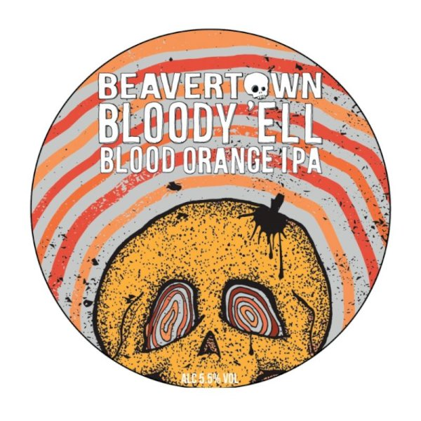 Beavertown Bloody 'Ell Fruit & Flavoured IPA - 30L Keg