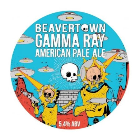Beavertown Gamma Ray - 30L Keg