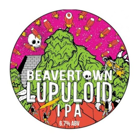 Beavertown Lupuloid IPA - 30L Keg