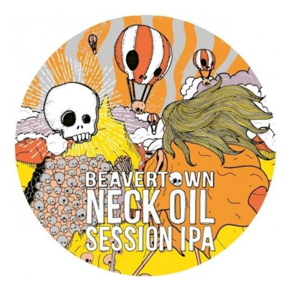 Beavertown Neck Oil Session IPA - 30L Keg
