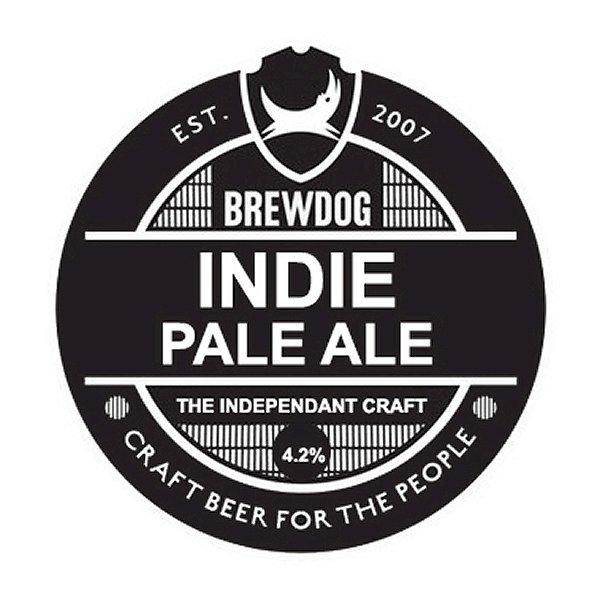 Brewdog Indie Pale Ale - 50L Keg