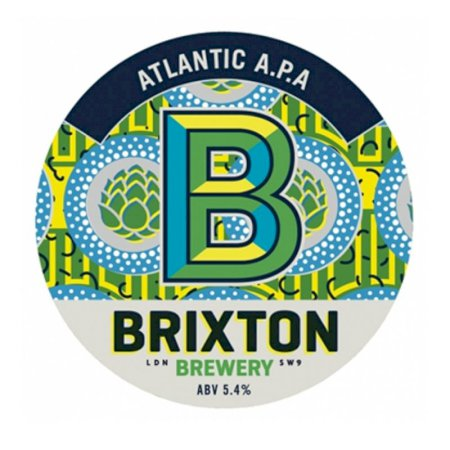 Brixton Atlantic APA - 30L Keg