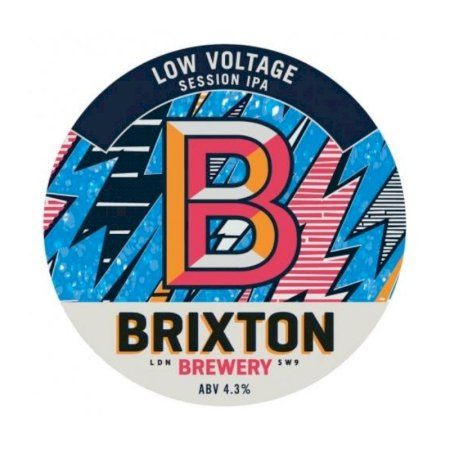 Brixton Low Voltage - 30L Keg