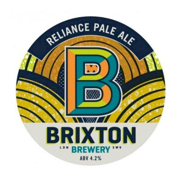 Brixton Reliance - 30L Keg