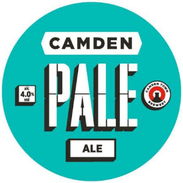 Camden Town Pale Ale - 50L Keg