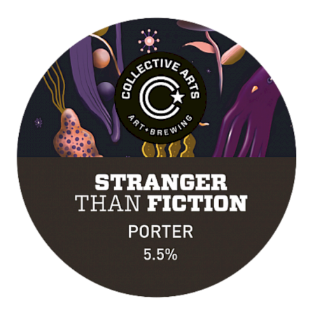 Collective Arts Stranger Than Fiction - 20L Keg