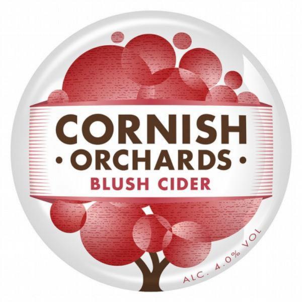 Cornish Orchard Blush - 30L Keg