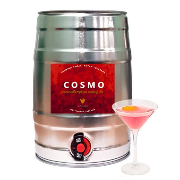 Cosmopolitan 5L Keg